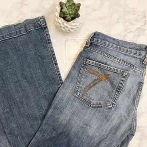 7 FAM Dojo Jeans 28x33